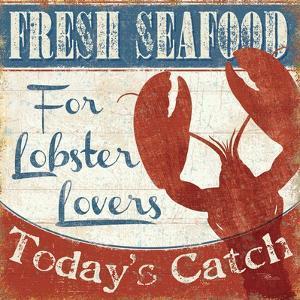 Fresh Seafood I by Jess Aiken