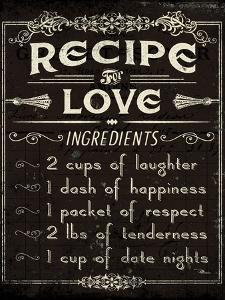 Life Recipes I by Jess Aiken