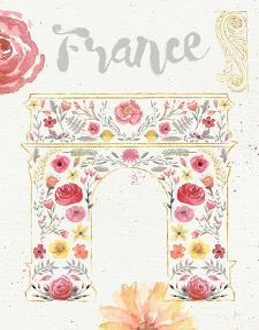 Paris Blooms II by Jess Aiken