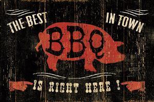 The Best BBQ in Town by Jess Aiken