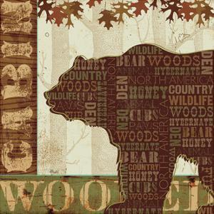 Woodland Words II by Jess Aiken