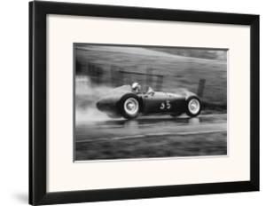 Grand Prix of Belgium 1955 by Jesse Alexander