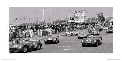 Tourist Trophy (TT), Goodwood, 1959