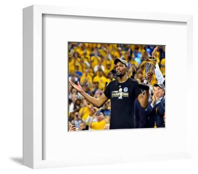 2017 NBA Finals - Game Five: Kevin Durant, MVP