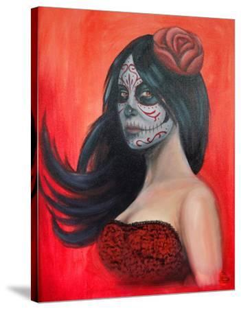 Day of Dead Red