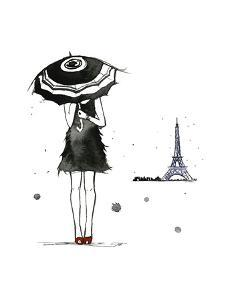 A Day of Rain in Paris by Jessica Durrant