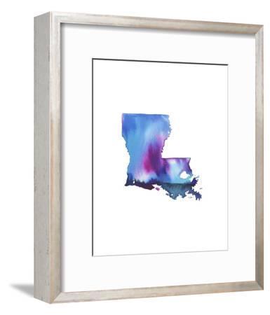 Louisiana State Watercolor