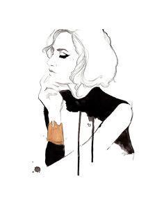 The Gold Cuff by Jessica Durrant