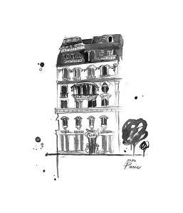 XOXO Paris by Jessica Durrant