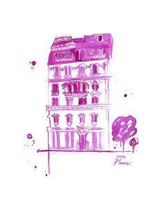 XOXO Pink Paris by Jessica Durrant