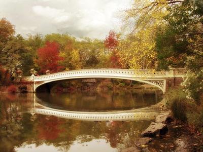 Bow Bridge Reflected