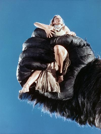 Jessica Lange, King Kong, 1976--Photographic Print