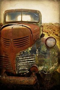 Rusty Dodge by Jessica Rogers