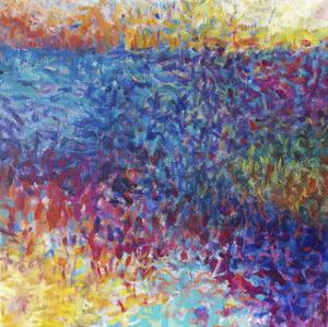 Vibrant Meadow by Jessica Torrant