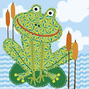 Frankie The Frog by Jessie Eckel