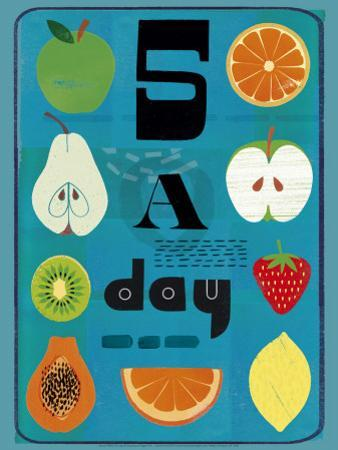 Five a Day by Jessie Ford