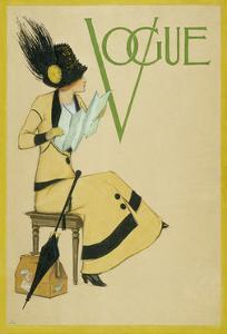 Vogue - May 1911 by Jessie Gillespie