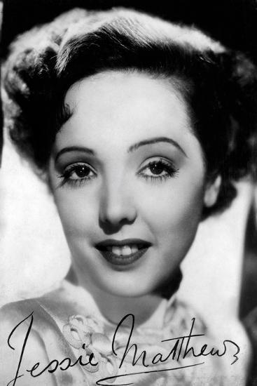 Jessie Matthews (1907-198), English Actress, Dancer and Singer, C 1930S-C1940S--Giclee Print