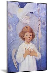 Fairy Godmother Angel by Jessie Willcox-Smith
