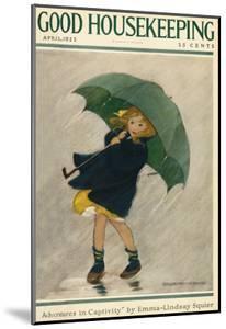 Good Housekeeping, April 1922 by Jessie Willcox-Smith