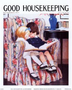 Good Housekeeping, November 1921 by Jessie Willcox-Smith
