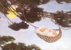 Hush-A-By Baby, 1914 by Jessie Willcox-Smith