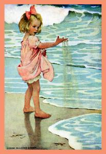 Little Drops by Jessie Willcox-Smith