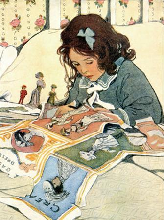 Picture Papers by Jessie Willcox-Smith