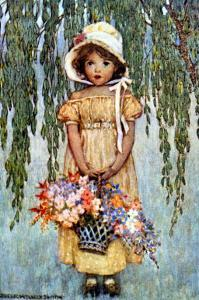 Posy by Jessie Willcox-Smith