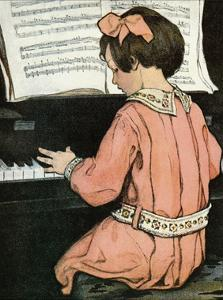 Scales by Jessie Willcox-Smith