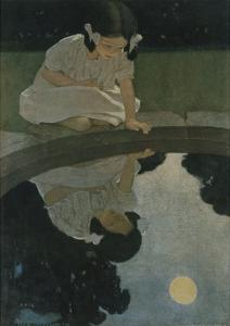 The Senses: Seeing by Jessie Willcox-Smith