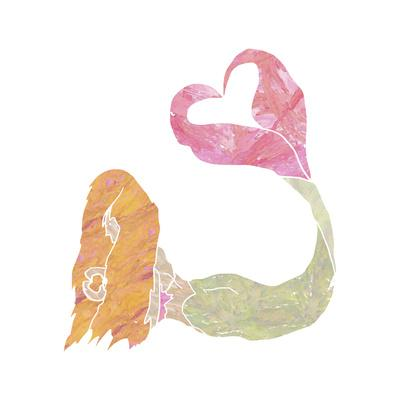 Heart Mermaid