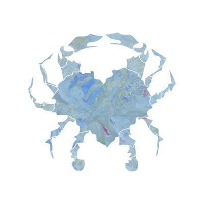 Heart Shell Blue Crab