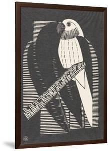 Parakeets by Jessurun De Mesquita Samuel