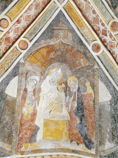 Jesus Being Presented in Temple, Detail--Giclee Print