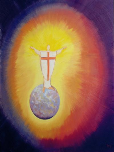 Jesus Christ Is Our High Priest Who Unites Earth with Heaven, 1993-Elizabeth Wang-Giclee Print