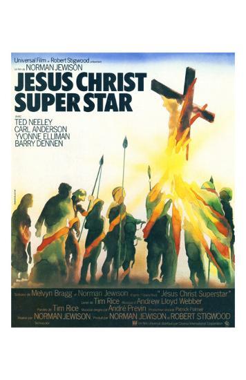 Jesus Christ Superstar--Art Print