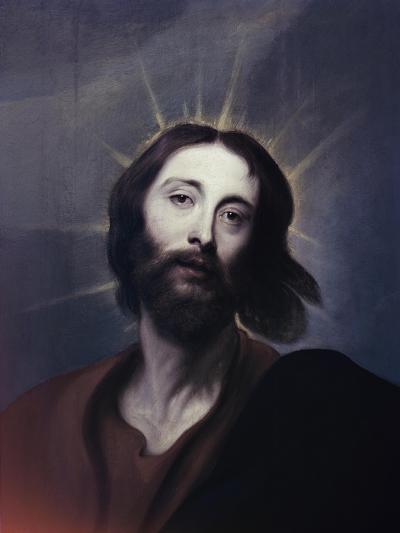 Jesus Christ-Sir Anthony Van Dyck-Giclee Print
