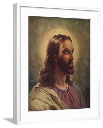 Jesus Christ--Framed Giclee Print