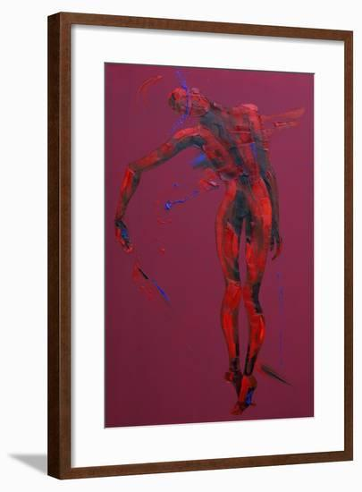 Jesus Is Taken Down from the Cross - Station 13-Penny Warden-Framed Giclee Print