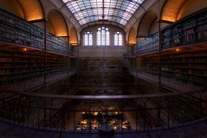Rijksmuseum Library by Jesús M. García
