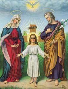 Jesus Maria Joseph