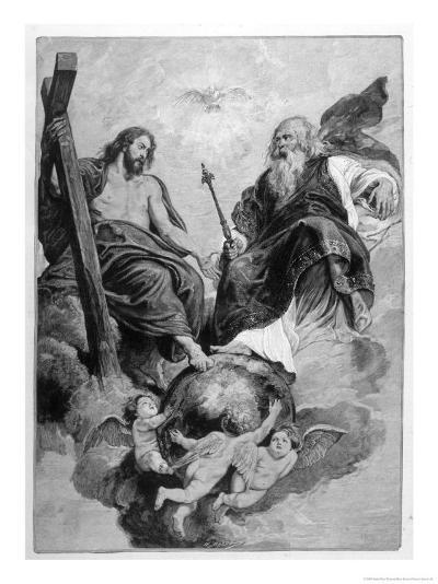 Jesus of Nazareth-Peter Paul Rubens-Giclee Print