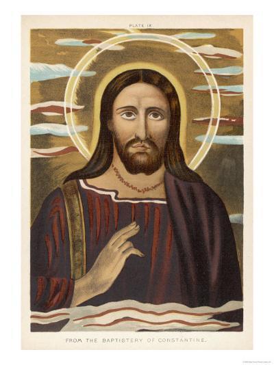 Jesus of Nazareth--Giclee Print