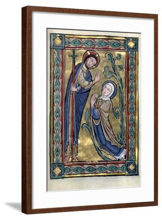 Jesus: Resurrection--Framed Giclee Print