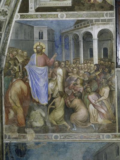 Jesus's Miracles-Giusto De' Menabuoi-Giclee Print