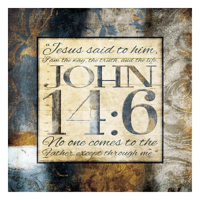 Jesus Said Him-Jace Grey-Art Print