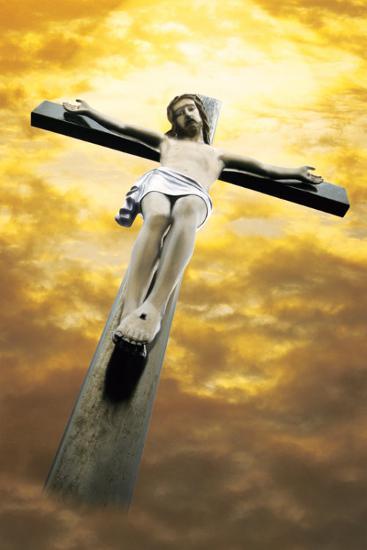 Jesus--Art Print