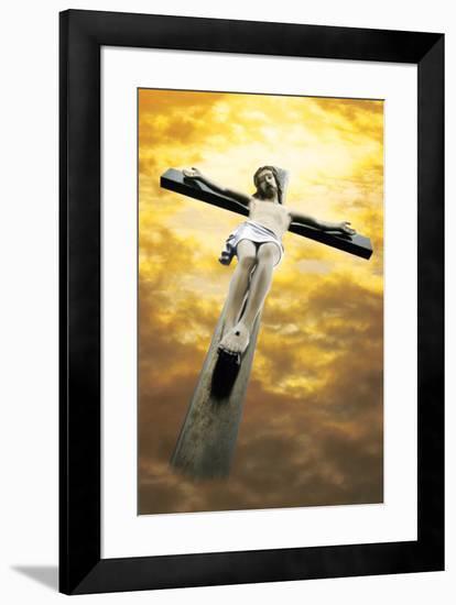 Jesus--Framed Art Print