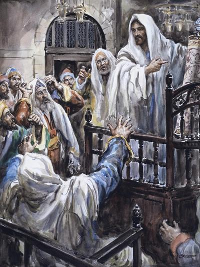 Jesus-Henry Coller-Giclee Print